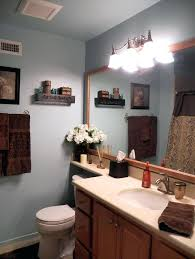 Blue And Brown Bathroom Wall Decor by Blue And Brown Bathroom Wall Decor The Best Ideas On Bathrooms