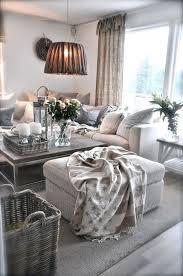 einrichtungsideen gemütliches helles wohnzimmer im