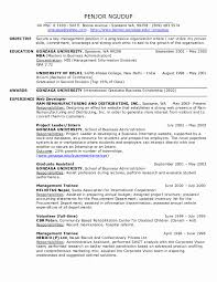 Sample Resume For Administrative Assistant Office Manager New