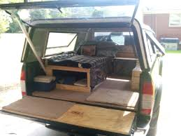 100 Truck Cap Camper Camper Shell On Shells Pickup Camping