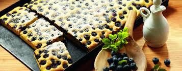 dessert sans lactose minus l recette de gâteau aux myrtilles