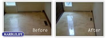 Travertine Floor Cleaning Houston by Marblelife Travertine Cleaning U0026 Polishing