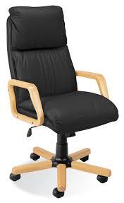 fauteuil bureau en cuir fauteuil de bureau cuir ando bois achat fauteuil bureau cuir
