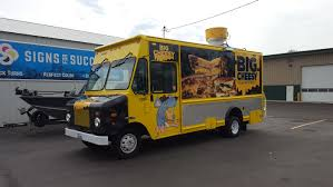 100 Cheesy Truck Food Wrap Design On Behance