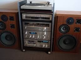 Home Stereo System What Happened 4