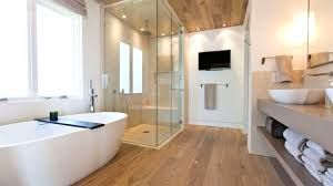 Installing Laminate Floors In Kitchen by How To Install Laminate Flooring In Bathrooms And Kitchens Youtube