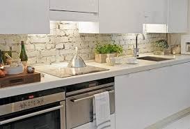tolle küchen fliesenspiegel designs küche gestalten küche