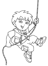 All Posts Tagged Diego Coloring Pages Free Printable