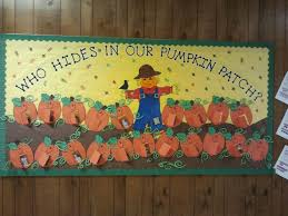 Orlando Pumpkin Patches 2014 by Fall Scarecrow Pumpkin Patch Board Bulletin Boards