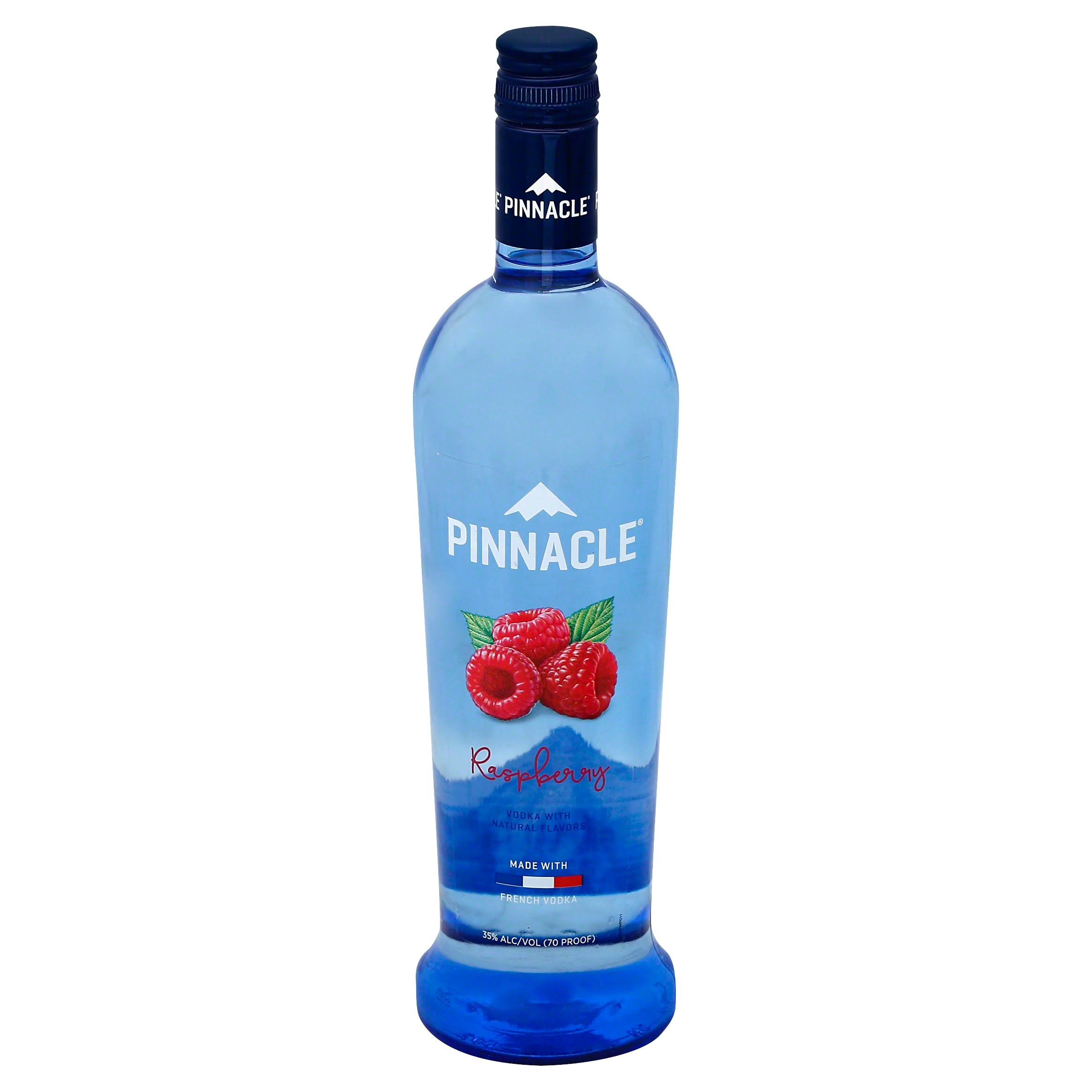 Pinnacle Vodka - Raspberry, 750ml