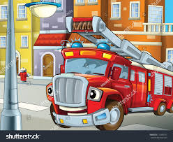 100 Fire Truck Sirens Red Turned Off Stock Illustration 117896707