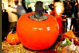 Glass Blown Pumpkins Seattle by Halloween Season Begins With Glass Pumpkin Fest At The Schack