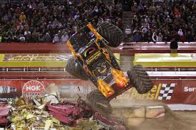 "The Most Striking Monster Jam Truck ""MAXIMUM DESTRUCTION"" 