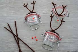 rentierglas basteln für geschenke aus der küche schnin s