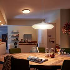 philips hue white ambiance cher led pendelleuchte weiß 3000lm