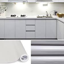 kinlo tapeten küche grau