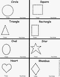 Shapes Recognition Practice Preschool