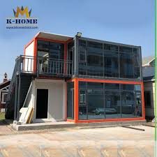 104 Container Homes China Modern Modular Shipping China Mobile House Prefab House