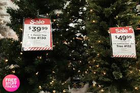 Head On Over To Michaels Where You Can Score Christmas Trees For Up 60 Off Regular Price FREE Shipping Note That Free Is Only