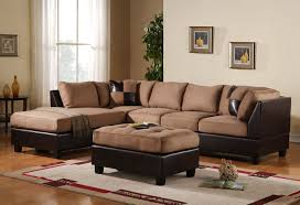 Sectional Living Room Ideas by Brown Sectional Sofa With Elegant Design Cozy And Stunning