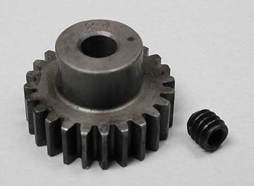 Robinson Racing Products 1424 Pinion Gear Absolute - 48p, 24t
