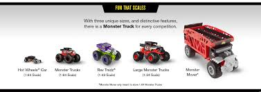 100 Hot Wheels Monster Truck Toys S For Kids
