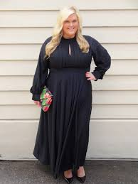 plus size maxi dresses dressed up