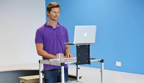 Small Portable Standing Desk Suitable Portable Standing Desk