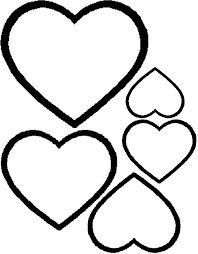 Heart Shaped Coloring Pages 20 Splendid Ideas 8i6LRebiE
