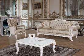 casa padrino barock wohnzimmer set braun weiß beige 2 sofas 2 sessel 1 couchtisch wohnzimmer möbel im barockstil