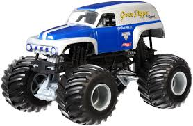 Hot Wheels® Monster Jam Grave Digger® - The Legend - Shop Hot Wheels ...