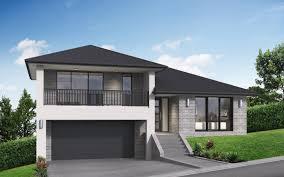 100 Split Level Project Homes Paxton Home Design 4 Bedroom Rawson