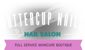 buttercup nails nail salon shellac nails acrylic nails nail