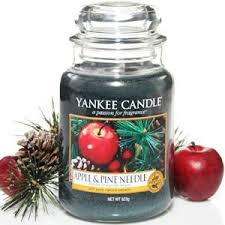 Christmas Tree Scent Candles Best Scented List Of