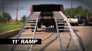 LongRamps.com On Fisher's ATV World - YouTube Diy Atv Lawnmwer Loading Ramps Youtube The Best Pickup Truck Ramp Ever Madramps And Utv Transport Made Easy Four Wheeler Ramps For Lifted Trucks Truck Pictures Quad Load Hauling The 4 Wheeler In Bed Polaris Forum 1956 Ford C500 Cab Auto Art Cool Pinterest Atvs More Safely With By Longrampscom Demstration Of Haulmaster Motorcycle Lift Ramp Loading A Made Easy Loadall V3 Short Sureweld Wheel Riser Front Wheels Ramp Champ