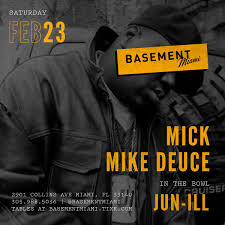 Coco Jelly Wednesdays At Basement Wednesday Feb 7 Guestlist