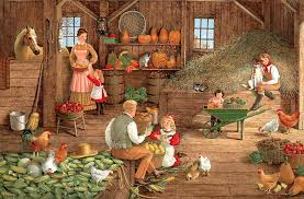Farms: Harvest Time Autumn Seasons Cats Painting Farm Dog Chickens ... The Chicken Chick 15 Tips To Control Rodents Around Coops Bbara Obrien Photography News 2012 Horse And Barn Cat Happy Cats Rescue San Diego Susys Musings How Build A Better Brooder For Raising Baby Chicken House Turtle Rock Farm Care Feeding Of Timber Creek Barn Cats Shibumo Sneek Thief Backyard Chickens 1110 Best Chickens Images On Pinterest Backyard Adoption Program Animal Allies Humane Society
