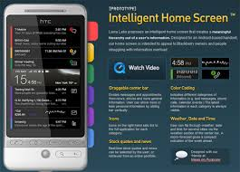 Larva Labs Intelligent Home Screen makes Android more data centric