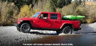 All-New 2020 Jeep Gladiator   Milwaukee Jeep Dealer
