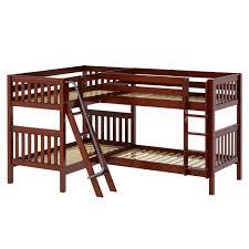 make a triple bunk bed