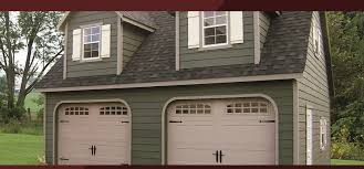 Built Site Custom Amish Garages in eonta NY