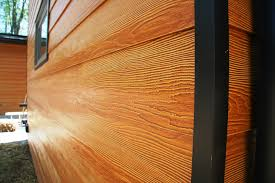 Certainteed Decking Vs Trex by Certainteed Fiber Cement Siding Closeup View Cedar Or Maple