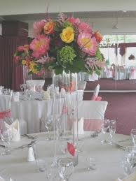 Tall Elegant Wedding Centerpieces Candi S Floral Creations