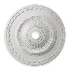 2 Piece Ceiling Medallion Canada by Buy Ceiling Medallions From Bed Bath U0026 Beyond
