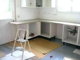 accessoires cuisines meuble cuisine a poser sur plan de travail meuble cuisine a poser