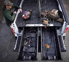 100 Truck Bed Gun Storage Secure And Organizers For Your Hunt DECKED