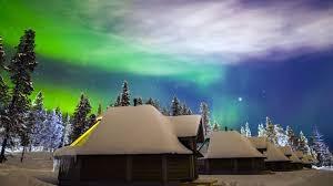 Northern Lights Village Saariselkä Inari Saariselkä