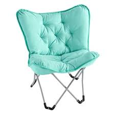 simple by design memory foam butterfly chair null
