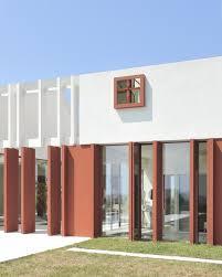 100 Rectangle House Italian Architect Simone Subissati Designs Radical Farmhouse