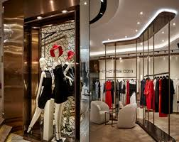 New Arrival Shop Display Fixtures For Luxury Ladies Clothes